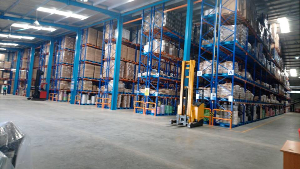 Warehouse Management and ERP System for Amazon Trading (PVT) LTD